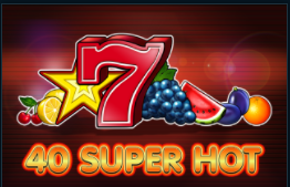 Super hot 40 - лого