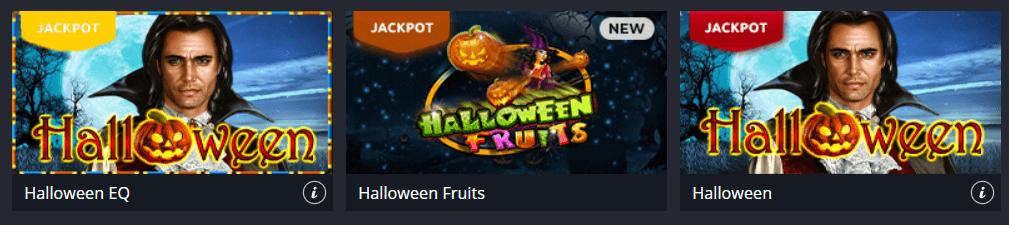 Хелоуин игри